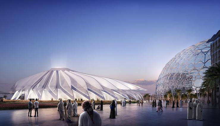 DUPLOMATIC MOTION CONTROL MAKES EXPO 2020 DUBAI FLY
