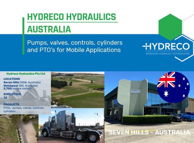 Around the World with Hydreco - Destination Australia