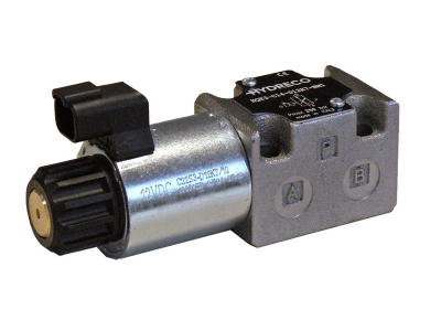HQE3 - Proportional Flow Control Valve with Pressure Compensation